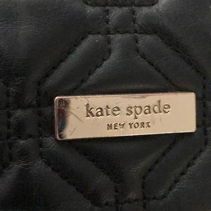 kate spade Bags - Kate Spade New York Leather Quilted Hand Bag